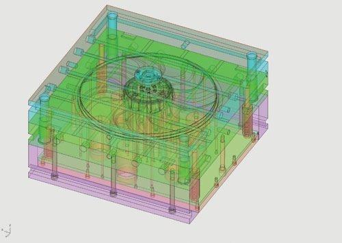 Ventilador-Projeto-completo-Molde-Base