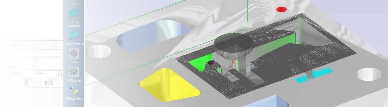 novo software CAD e CAM fikus versão 19 para programação eletroerosão a fio edm cnc
