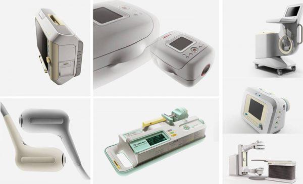 Protótipos médico
